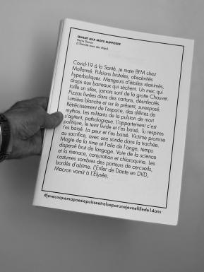 Texte publié dans la revue Cockpit n° 7, décembre 2020